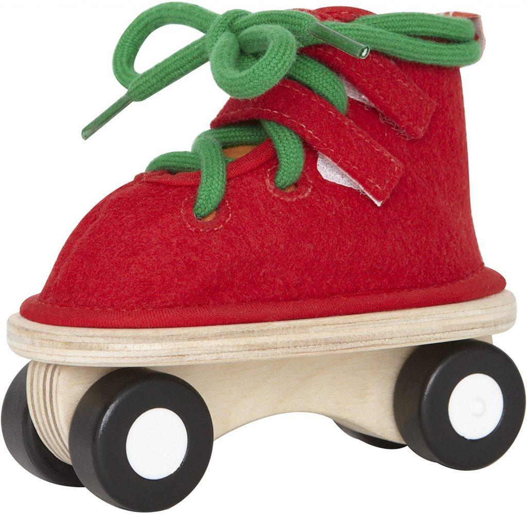 Pantofior pe roti