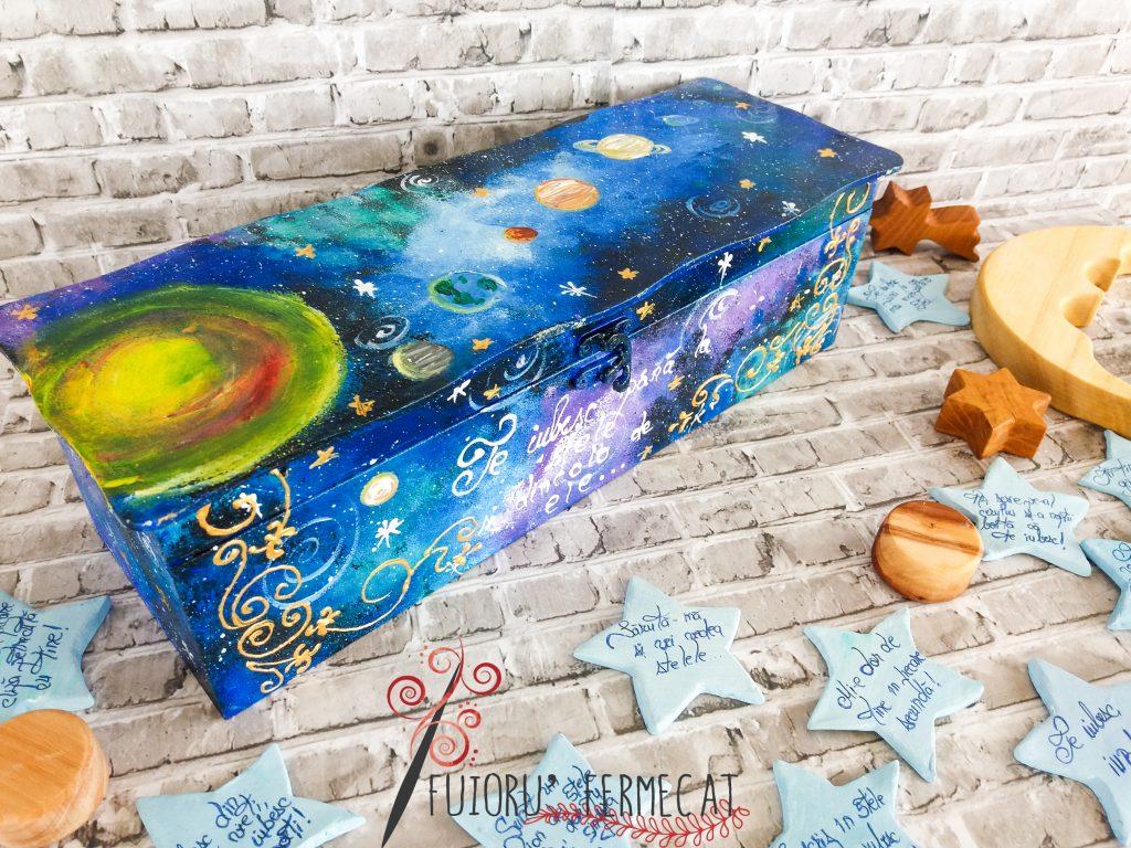 Fuioru Fermecat  cutie galaxie pietre-3